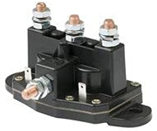 MVP Tarp and Winch Motor Reversing Solenoid - 6 Terminal 12V DC Contactor Switch