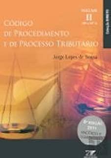 Código de Procedimento e Processo Tributário - Volume II (Portuguese Edition)