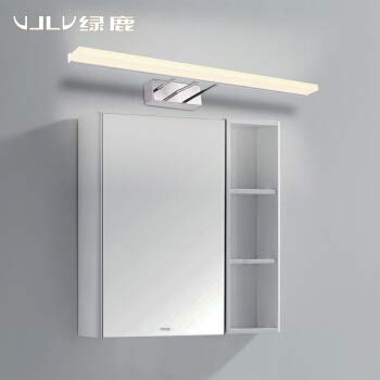 YU-K Moderne wandlamp LED Lens Koplamp Glazen Kast Licht Mist Gratis Spiegelkast led wandlamp, 80cm, Spiegelkast Licht, Wit