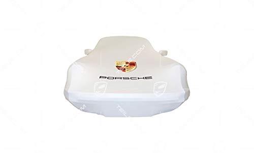 Porsche 911 F/G/964 - Telo di copertura per auto + stemma/specchietto L+R