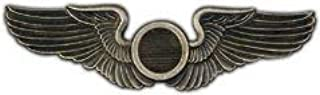 US Army Aircraft Observer Wings Lapel Pin