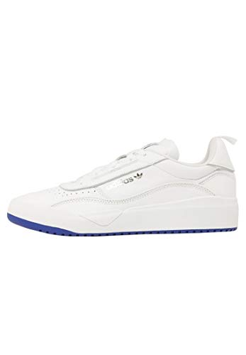 adidas Skateboarding Liberty Cup, Footwear White-Team Royal Blue-Silver Metallic, 8,5 ⭐