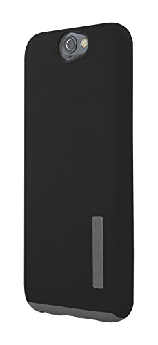 Incipio Cell Phone Case for HTC One A9 - Retail Packaging - Black/Gray