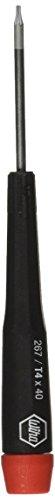 Wiha 96704 Torx Screwdriver with Precision Handle, T4 x 40mm