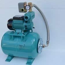 Top! 24 liter huiswaterpomp WZ250 250Watt debiet: 2100l/h geïntegreerde thermische motorbeveiligingsschakelaar + drukschakelaar + terugslagklep.