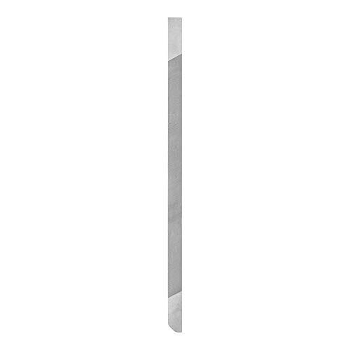 PFERD Tiefenbegrenzerfeile für CHAIN SHARP CS-X, rechteckig, Länge 200mm, Einhieb Hieb 2 auf zwei Seiten, in Kunststofftasche, 11692203 – für das Justieren des Tiefenbegrenzers und den Einsatz im CS-X