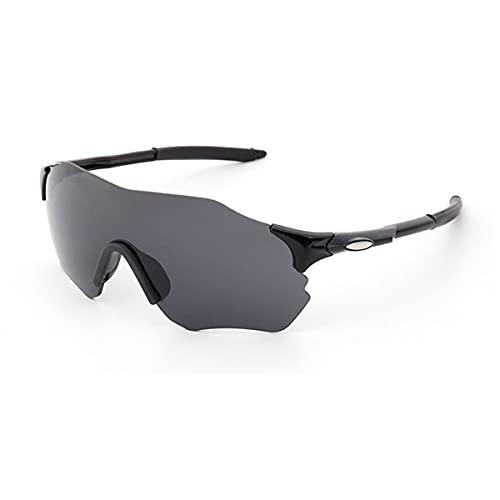 Pit-Viper UV400 - Gafas de sol polarizadas para hombre y mujer, anti-UV TR90 para exteriores, resistente al viento, ciclismo, escalada, senderismo, correr