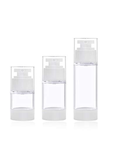 15/30 / 50ml flacon pulvérisateur plat/flacon de lotion de voyage COMME emballage (15ml,Flacon pulvérisateur)