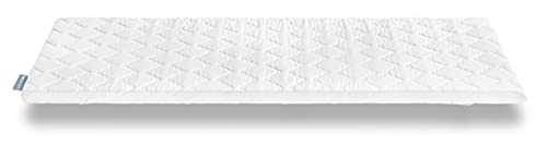 XDREAM Pure I orthopädischer Matratzentopper mit bequemem Komfortschaumkern I 140 x 200 cm