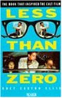 Less Than Zero (Picador Books)