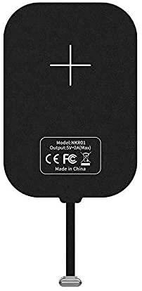 NILLKIN 10W Qi Receptor de Carga inalámbrico, Receptor inalámbrico de Carga Receptor inalámbrico Ultra Delgado para teléfono iPad 9.7/10.2, iPad Air 10.5, iPad Pro 10.5 Pulgadas …