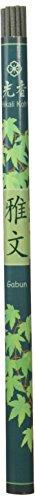 GABUN - Klassischer Stil - Marke: HikaliKoh - Rolle mit ca.22 Räucherstäbchen 22cm