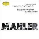 マーラー:交響曲第9番(ベルリン・フィルハーモニー管弦楽団)