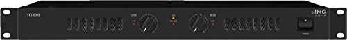 IMG STAGELINE STA-800D Stereo PA-Digital-Verstärker schwarz