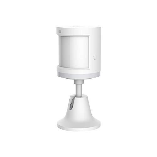 Bureze Original Xiaomi Smart Home Aqara Sensor de Cuerpo Humano ZigBee conexión inalámbrica 7 m Distancia de detección
