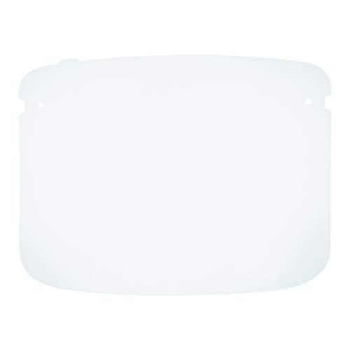 Swan Ultra Lightweight Glass Shield Replacement Lenses, 6 Pack, transparent