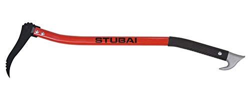 Stubai Handsappel mit Alustiel, geschweift 700 mm
