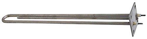 Calefactor para lavavajillas Hobart FX, GX, HX-ES, HX-S, HX-30ES, HX-40ES 2200 W 230 V Longitud 420 mm Ancho 45 mm Altura 35 mm x 365 mm