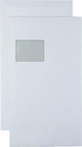 Kaenguruh EM020 Versandtaschen, DIN C4, 90 g/qm weiß