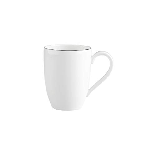Villeroy & Boch 10-4636-9651 Mug Porcelaine Blanc 36,5 x 21 x 14,5 cm Convient pour 1 Personne