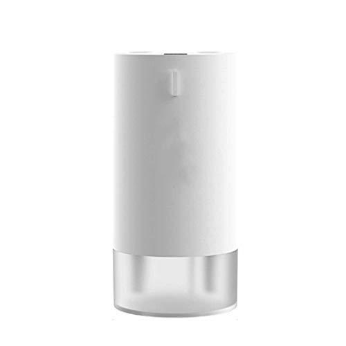 LPPL Difusor de Aroma Portátil USB de 430ml para Automóvil, Pantalla Digital, Función de Apagado Automático Sin Agua, 84x171mm