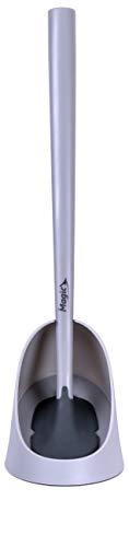 RIDDER 2107407 WC-Bürsten-Garnitur Magic, Flipp grau