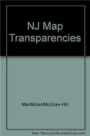 New Jersey Map Transparencies