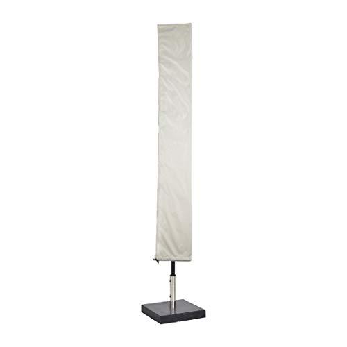 Zoomyo Schirm Schutzhülle für Standschirme, Ampelschirme und Sonnenschirme, wetterfester Schutz für Gartenschirme mit max (25/36x180/175cm)
