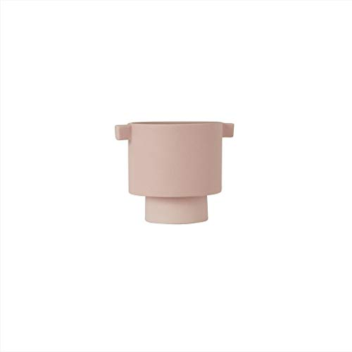 OYOY Inka Kana Pot - Bolso Bandolera (10,5 x 10,5 cm), diseño de Rosa