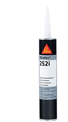 Sika 412858 252i konstruktionslim svart 300 ml