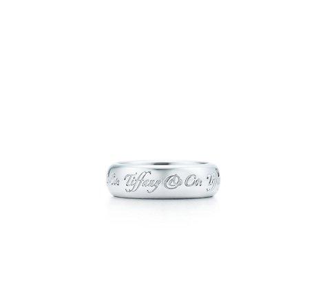 TIFFANY&Co[ティファニー] ノーツ Tiffany & Co.リング [tr4007] 並行輸入品 (21) [並行輸入品]