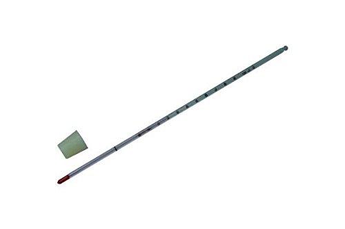 SET: Universal Thermometer (30cm) & Silikonstopfen