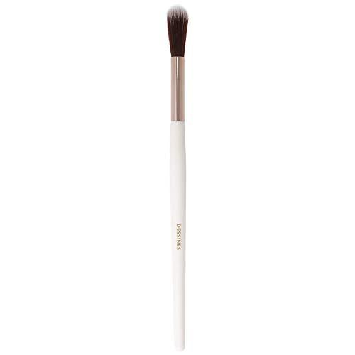 Dessines - Brocha de maquillaje sintética profesional, brocha para polvos, colorete, iluminador, contorno, Kabuki, brocha de maquillaje (Contour WG776)