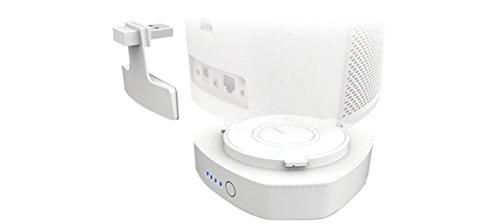 Heos Go-Pack Akku Denon (Bluetooth-Adapter, Spritz-Schutz) weiß