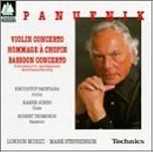 panufnik violin concerto