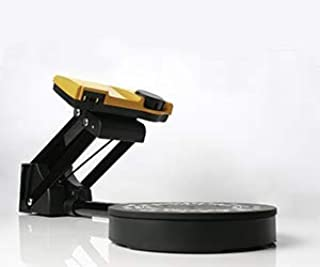 SOL Desktop Laser 3D Scanner Simple Precise Affordable Auto Scan 0.1 mm Accuracy Scanning Technology New Generation Desktop 3D Scanner (SOL 3D Scanner)