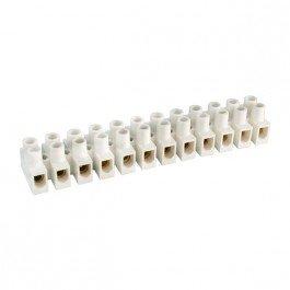 Regleta de conexión 12 elementos Intensidad 40A/76A 16 mm2. Electro DH Color...