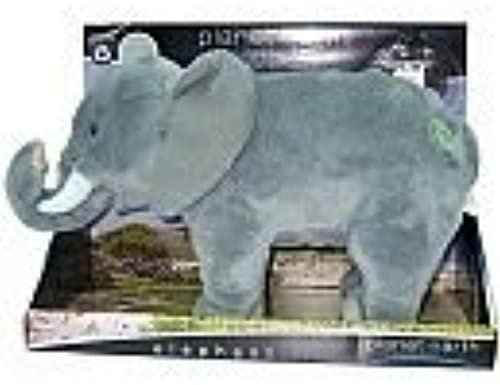 Planet Earth Medium Plush Animals - Elephant by Planet Earth