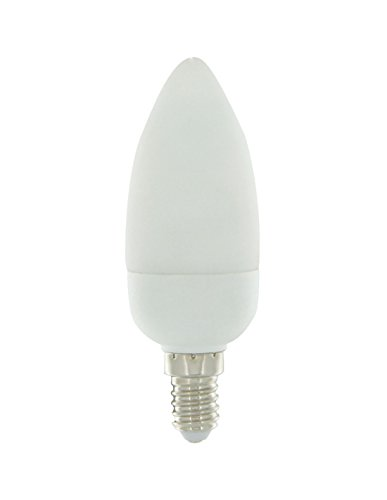 Dhome - Ampoule Fluocompacte flamme E14 - 9 W Dhome