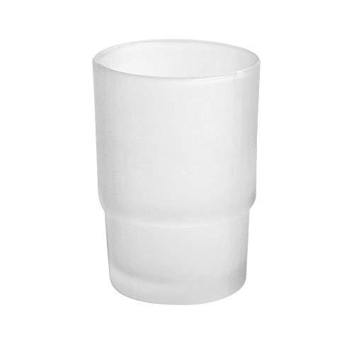 OHHCO Vaso para cepillos de Dientes Cepillo de Dientes hogar de Cristal...