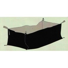 2XMini Raised Grow Bed Liner - Black