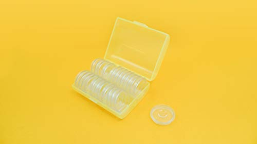uHandy Mini Petri Dishes for Lo-Mag Lens (24 pcs)