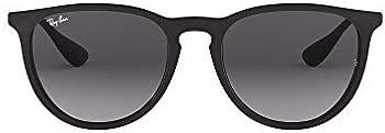 Ray-Ban Erika Gradient Round Ladies Sunglasses