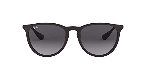 Ray-Ban MOD. 4171 Ray-Ban Sonnenbrille Mod. 4171 Oval Sonnenbrille 54, Schwarz