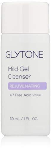 Glytone Mild Gel Cleanser with 4.7 Free Acid Value Glycolic Acid, Glycerin, Refreshing Gel Formula, Exfoliate and Moisturize