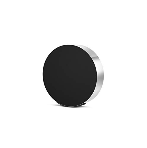 Bang & Olufsen 1666130 Beosound Edge Multiroom Wireless Speaker with Floor Stand and Cover - Aluminum
