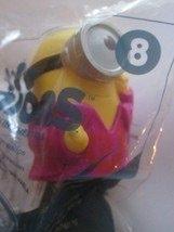 Mcdonald s Talking Minion Toy 8 Minion Toy 2015 NIP