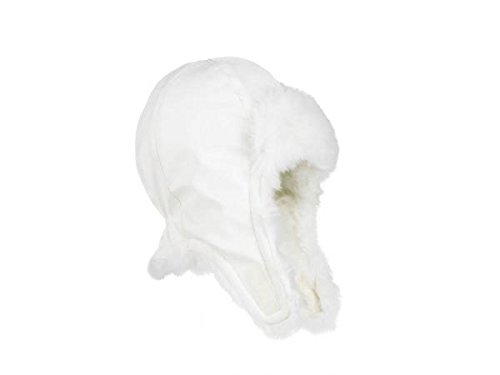 Bonnet white edition 0-6 mois