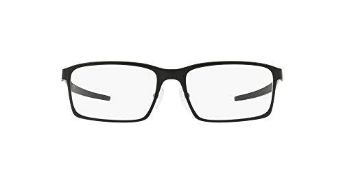 Ray-Ban Herren 0OX3232 Brillengestelle, Mehrfarbig (Satin Black), 54