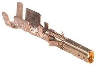 Molex Incorporated 39-00-0039 TERMINALS; BRASS(TIN PLATD); 24-18AWG; FEMALE